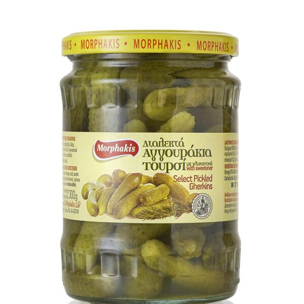Morfakis Pickled Hot Chillies